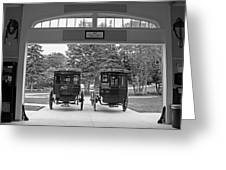 Grand Carriages Greeting Card