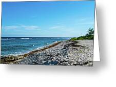 Grand Cayman Island Caribbean Sea 2 Greeting Card