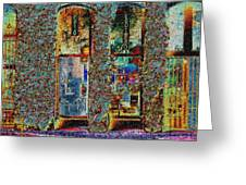 Grand Central Bakery Mosaic Greeting Card