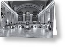 Grand Central Terminal II Greeting Card by Clarence Holmes