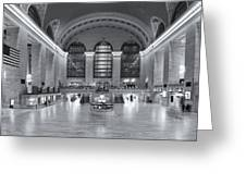 Grand Central Terminal II Greeting Card