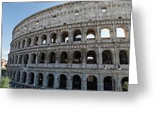 Grand Colosseum Greeting Card