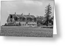 Grand Old Barn Greeting Card