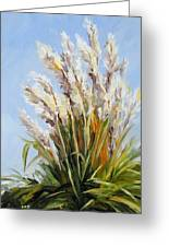 Grand Pampas Greeting Card
