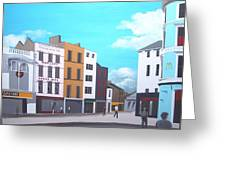 Grand Parade, Cork Greeting Card