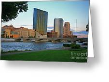 Grand Rapids Mi-3 Greeting Card