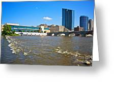 Grand Rapids Mi-6 Greeting Card