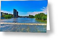 Grand Rapids Mi- 8 Greeting Card