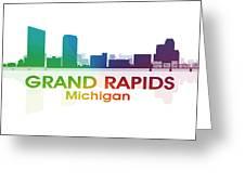 Grand Rapids Mi Greeting Card