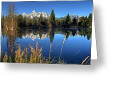 Grand Teton National Park Greeting Card