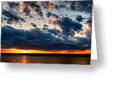 Grandiose Sky On Grand Lake Greeting Card