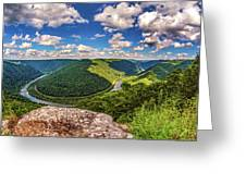 Grandview West Virginia Greeting Card