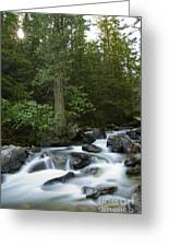 Granite Creek Greeting Card