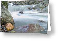 Granite Pool Greeting Card