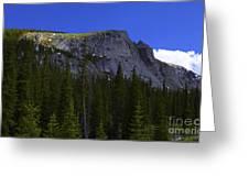 Granite Sun Greeting Card by Barbara Schultheis