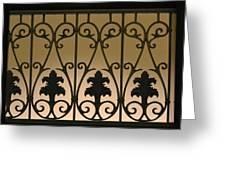 Grant Hotel San Diego Greeting Card