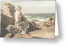 Granville Harbour Tasmania Fine Art Beauty Portrait Greeting Card