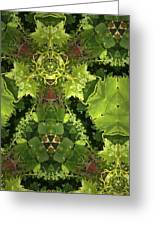 Grapevine Fantasy Greeting Card