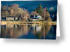 Grasmere Shoreline Greeting Card