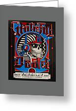 Grateful Dead Berkeley Greeting Card