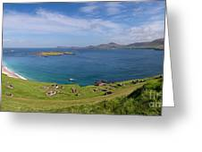 Great Blasket Island Greeting Card