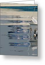 Great Day For Sailing Greeting Card