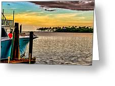Great Day To Fish Greeting Card