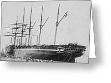 Great Eastern 1858-59 Greeting Card