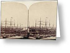 Great Eastern 1859 Greeting Card by Granger