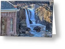 Great Falls Greeting Card