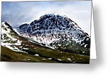 Great Gable Greeting Card
