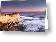 Great Ocean Road Seascape Greeting Card