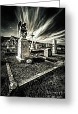 Great Orme Graveyard Greeting Card