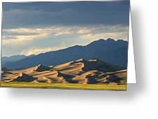 Great Sand Dunes, Colorado Greeting Card