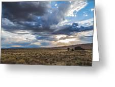 Great Sand Dunes Stormbreak Greeting Card