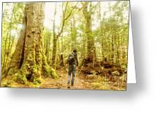 Great Tasmania Short Walks Greeting Card