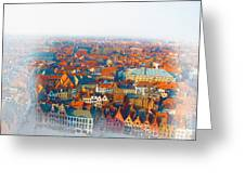 Greatest Small Cities In The World Greeting Card