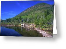 Greeley Pond Greeting Card