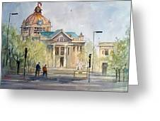 Green Bay Courthouse Greeting Card