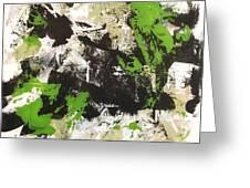 Green Field #2 Greeting Card