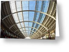 Green Park Station Greeting Card