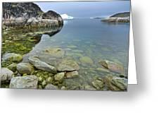 Greenland Greeting Card