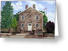 Greensburg Kentucky Courthouse Greeting Card