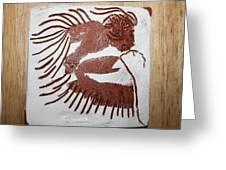 Greeting 6 - Tile Greeting Card