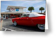 Greetings From Florida Greeting Card