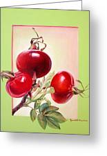 Grenadine Greeting Card