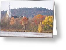 Grenville Quebec - Photograph Greeting Card