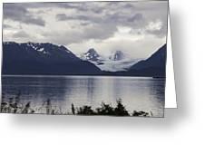 Grewingk Glacier Greeting Card