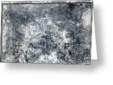 Grey Matter Greeting Card