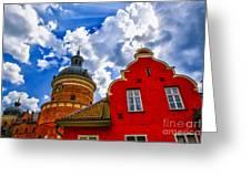 Gripsholm Culture Greeting Card